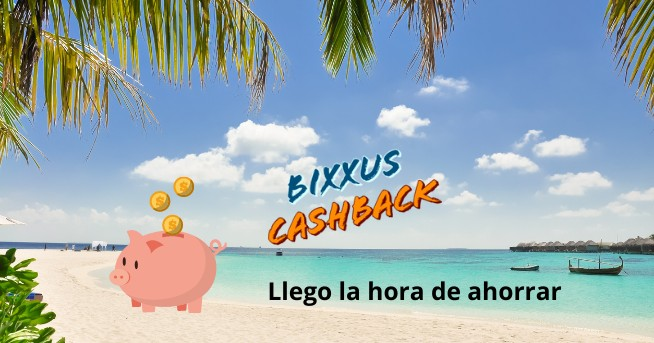 que es el Cashback bixxus